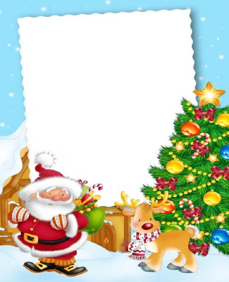 письмо Санта Клаусу на английском 27