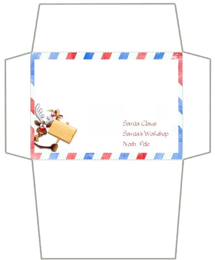 письмо Санта Клаусу на английском 91