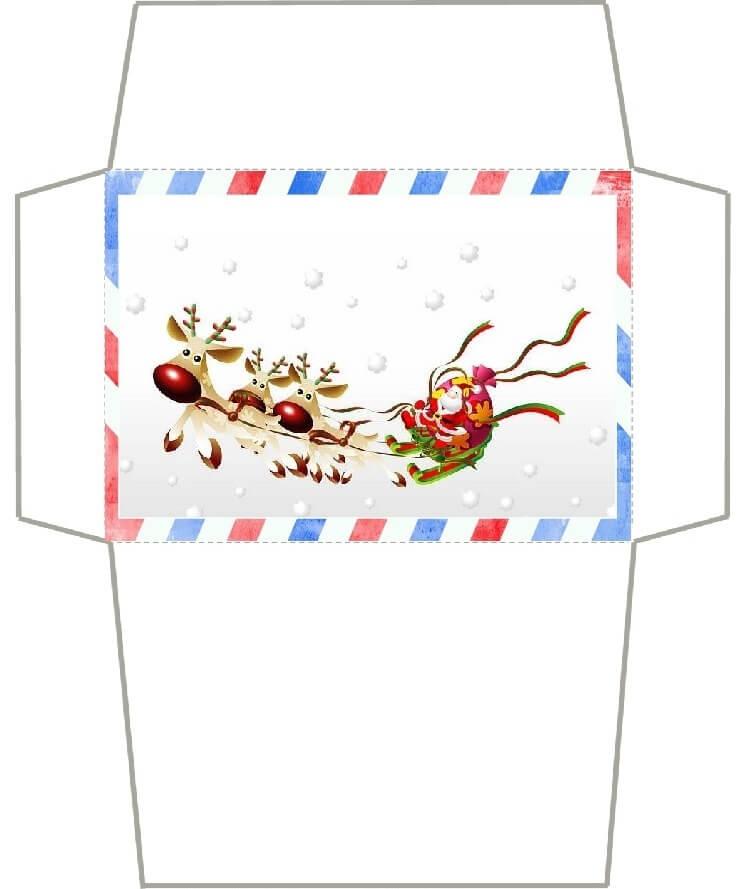 письмо Санта Клаусу на английском 92