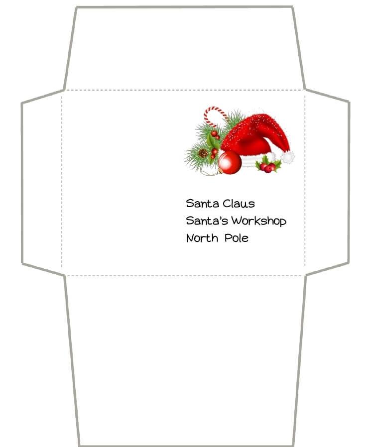 письмо Санта Клаусу на английском 94