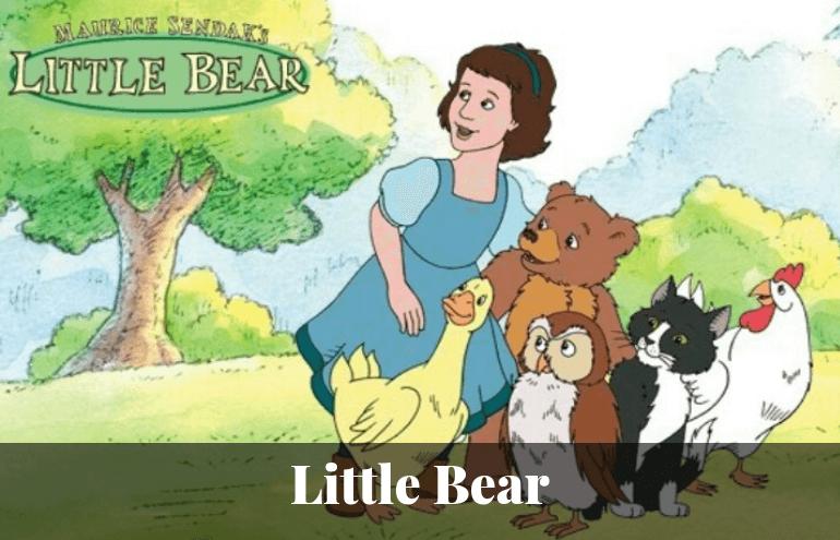 мультфильмы на английском языке 27